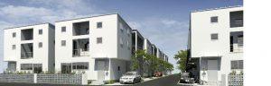 project:w フォトリアル建築CGパース